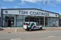 TSM Coatings. leverancier van verf, schuurmachines en schildersproducten in Amsterdam
